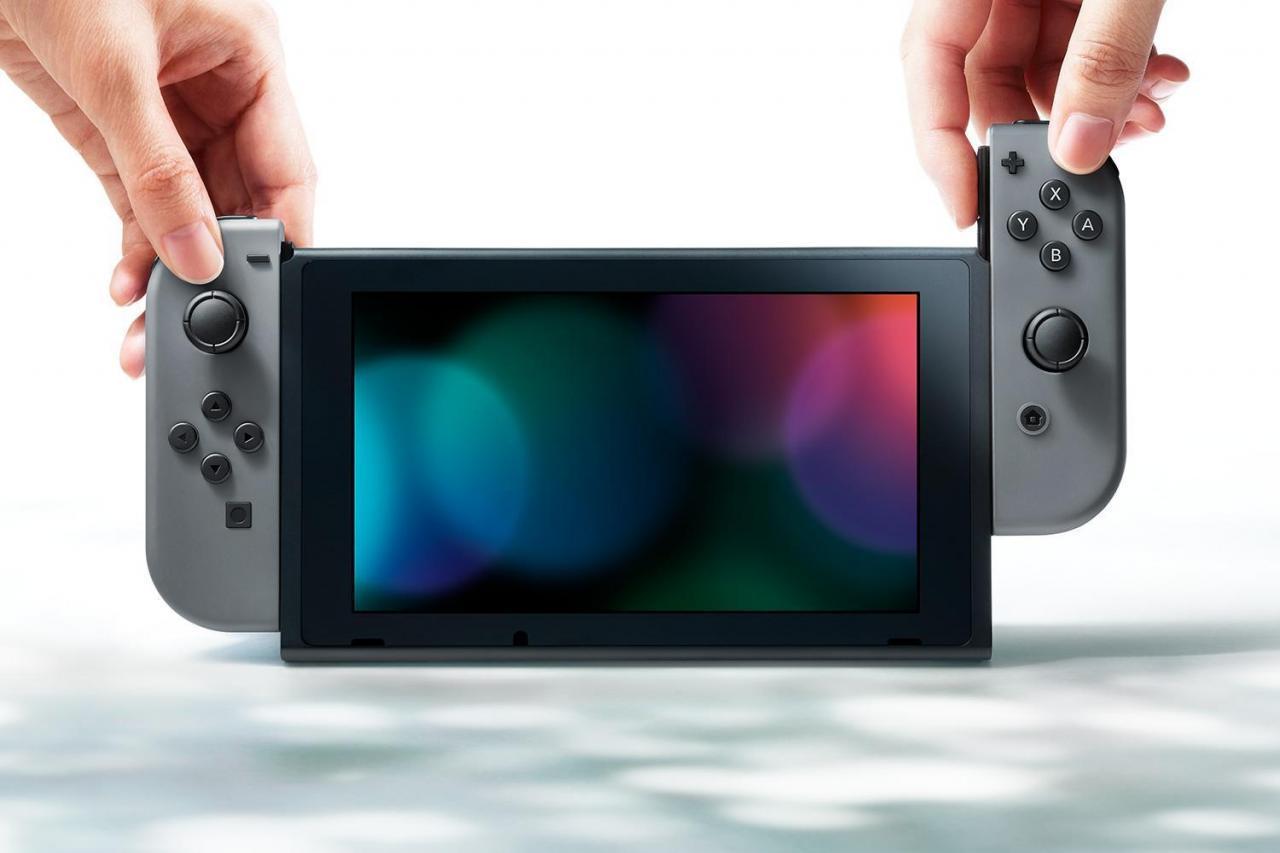 腾讯确认代理国行版Switch 以《超级马力欧兄弟》做护航游戏-有饭研究