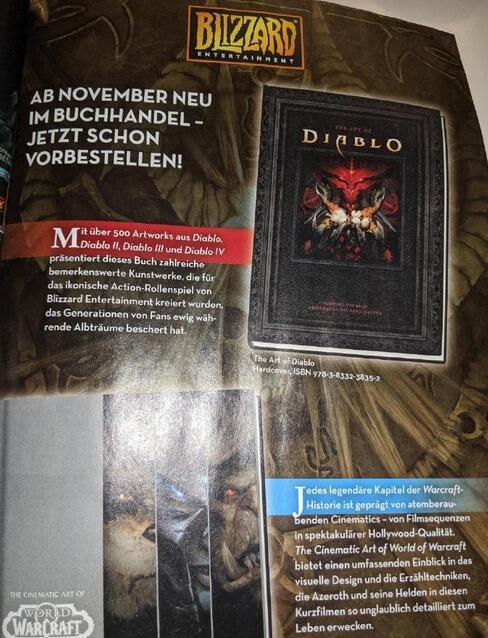 消息称暴雪嘉年华将发布《暗黑破坏神4》《暗黑破坏神2重制版》-有饭研究