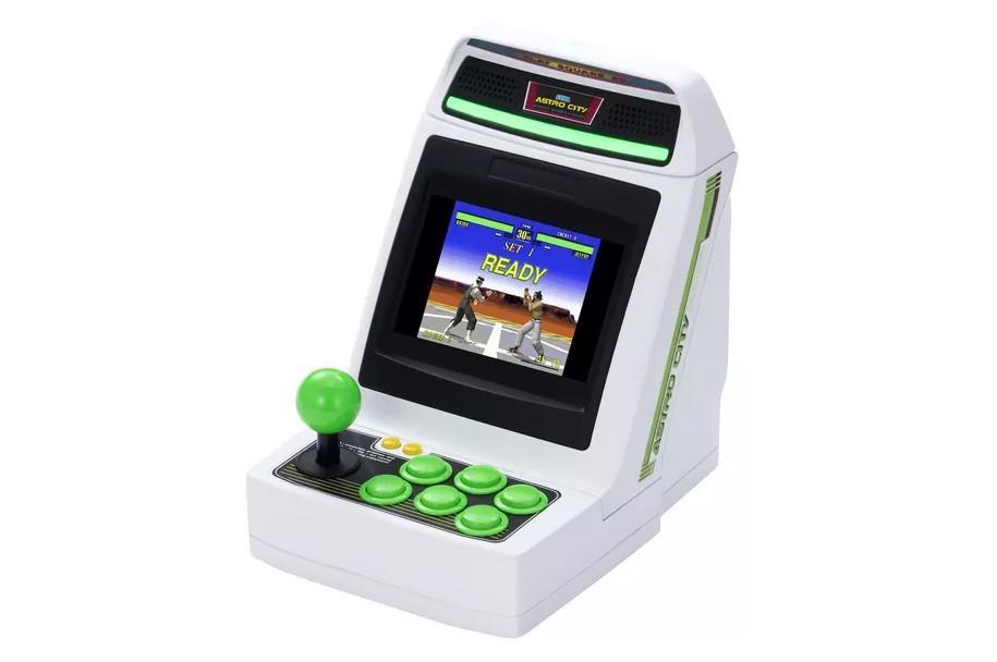 世嘉发布迷你街机AstroCityMini 售价835元预装36款游戏-有饭研究