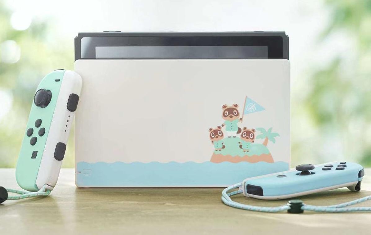 任天堂Switch总销量过5200万 《动物森友会》限定版3月13日发售-有饭研究