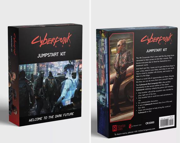 《赛博朋克2077》桌游2019年8月发售 售价约206元-有饭研究