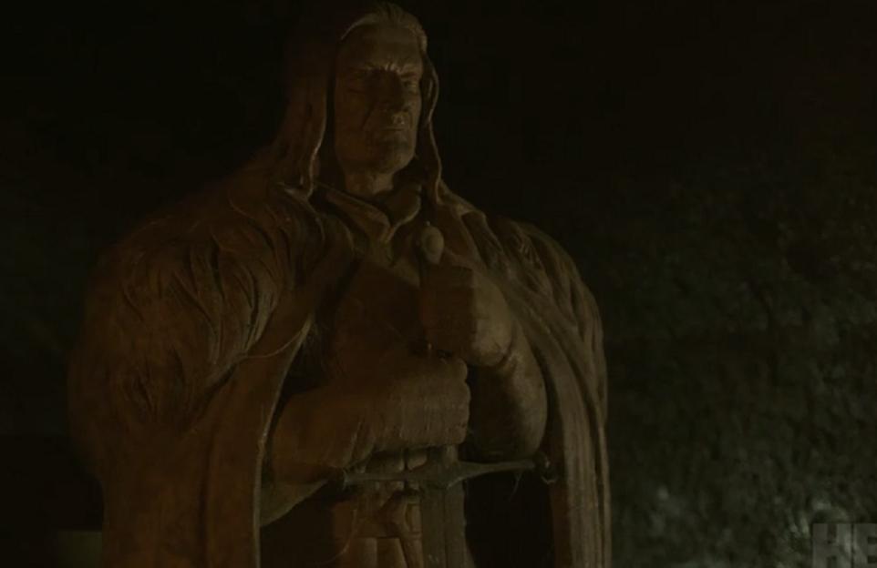《权力的游戏》最终季4月14日播出 雪诺发现狼家墓碑秘密-有饭研究