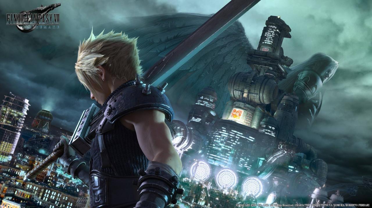《最终幻想7重制版》2020年3月3日发售 PS4独占-有饭研究