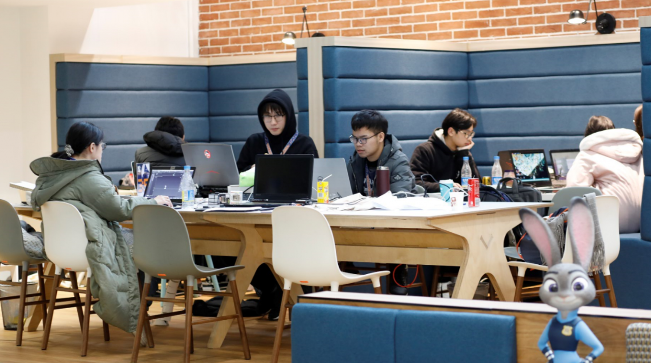 """第二届 """"独立营 Indie Camp - 48小时游戏创作挑战""""闭幕-有饭研究"""