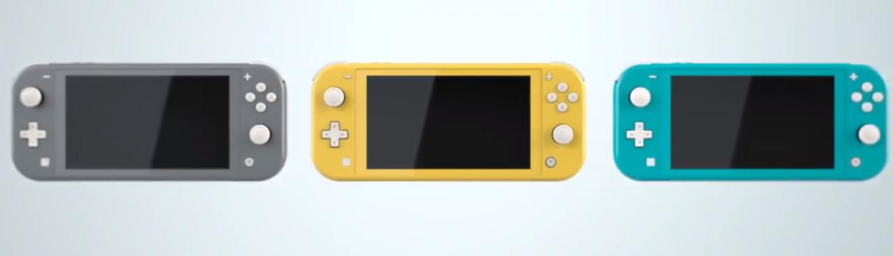 廉价版任天堂Switch定价1260元 9月20日发售可兼容NS游戏-有饭研究