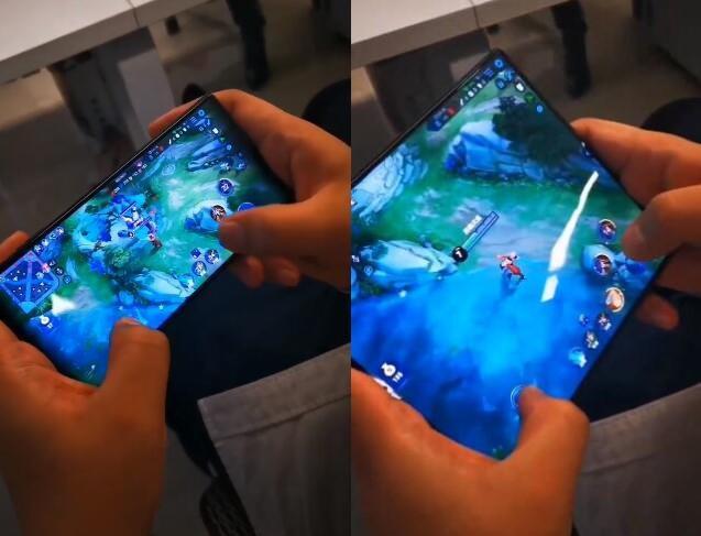 【捏爆谣言】华为折叠屏手机成《王者荣耀》物理外挂?胡扯的-有饭研究