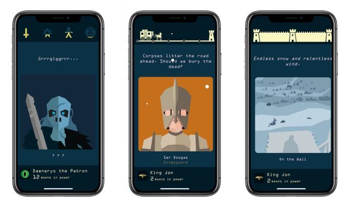 《王权:权利的游戏》4月11日全平台更新 绝境长城凛冬将至-有饭研究