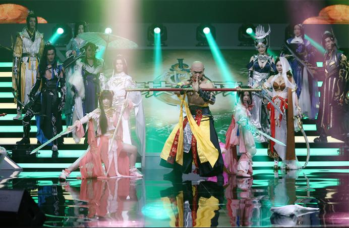 """《剑网3》的电竞之路:""""武侠文化""""的竞技底蕴-有饭研究"""
