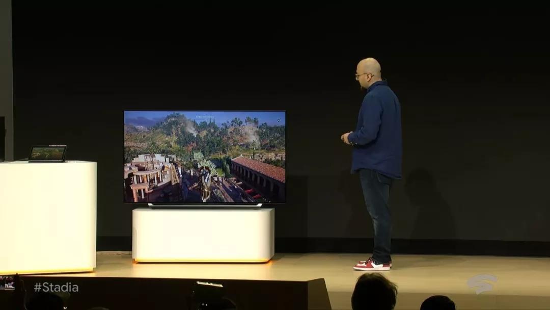 谷歌云游戏平台Stadia2019年内上线 支持《刺客信条》即开即玩-有饭研究