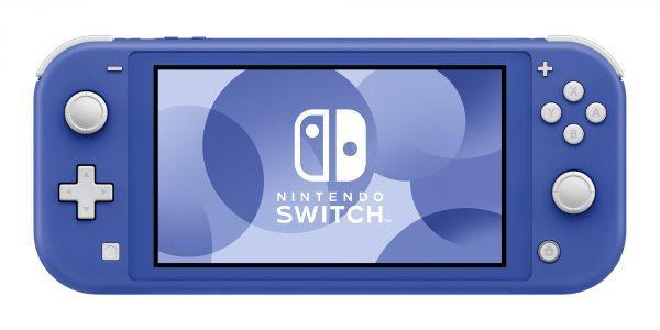 蓝色Switch Lite5月21日发售,定价约1308元-有饭研究