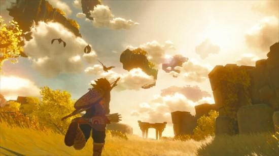 """《塞尔达传说:旷野之息2》2022年发售,新设计""""致敬""""《原神》?-有饭研究"""