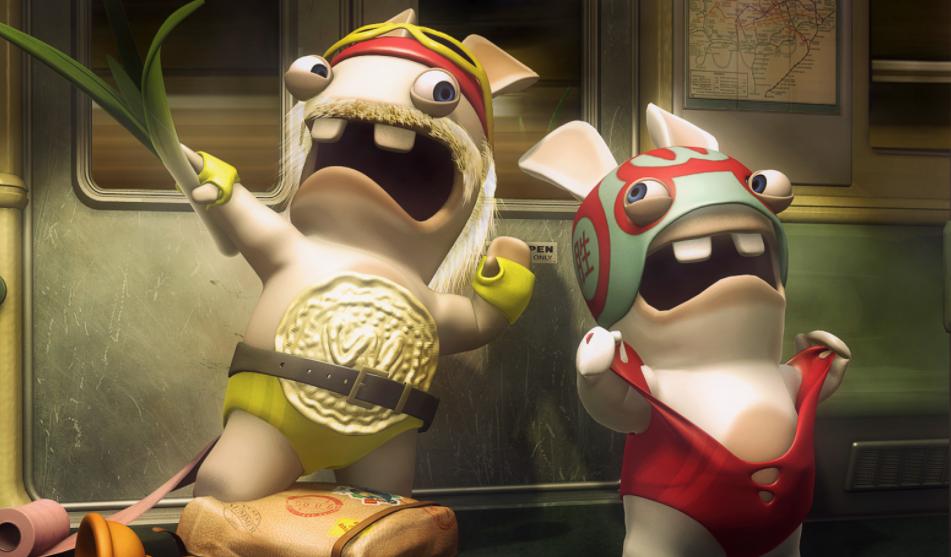 育碧腾讯再合作:《疯兔》上国行Switch,《全境封锁2》上WeGame-有饭研究