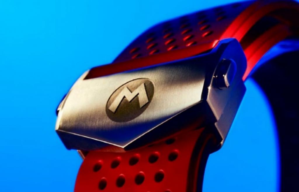 泰格豪雅与任天堂合作推出超级马里奥腕表 售价15900元限量2000枚-有饭研究