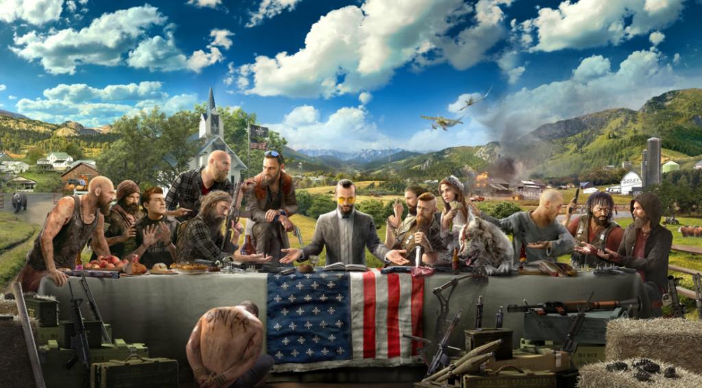 传腾讯将收购《孤岛惊魂》开发商 上半年已投49家游戏公司-有饭研究
